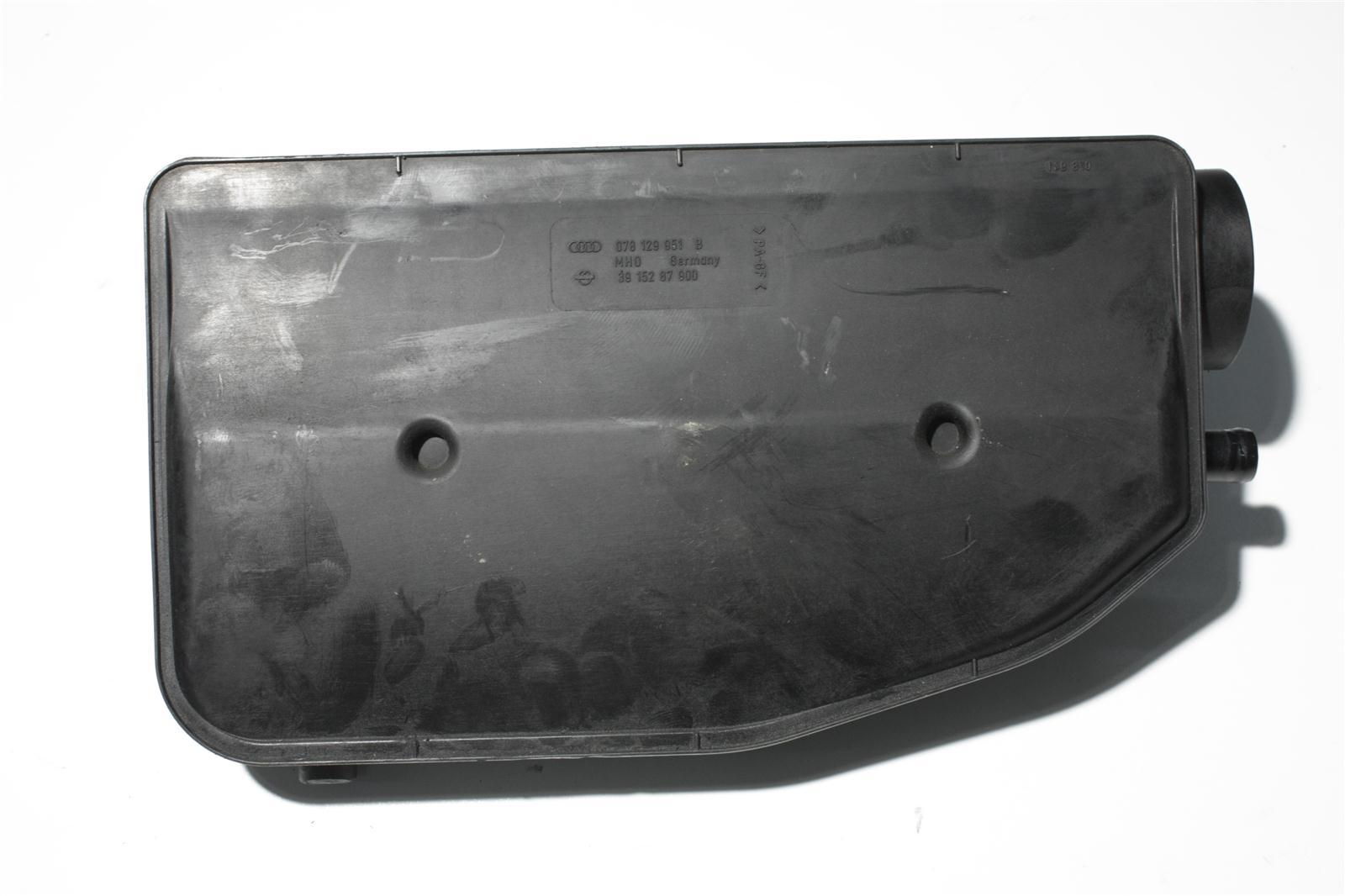 Audi 100/A6 C4 2.6/2.8l Geräuschdämpfer 078129951B 078129951H
