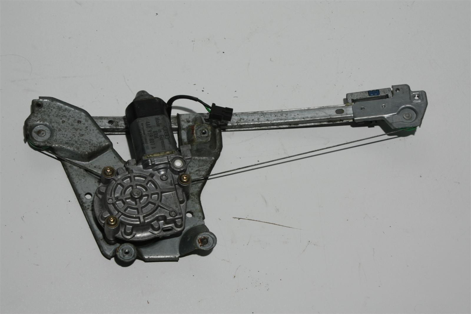 Audi 100/A6 C4 elektr. Fensterheber Hinten Links 4A0959801A 4A0839397A