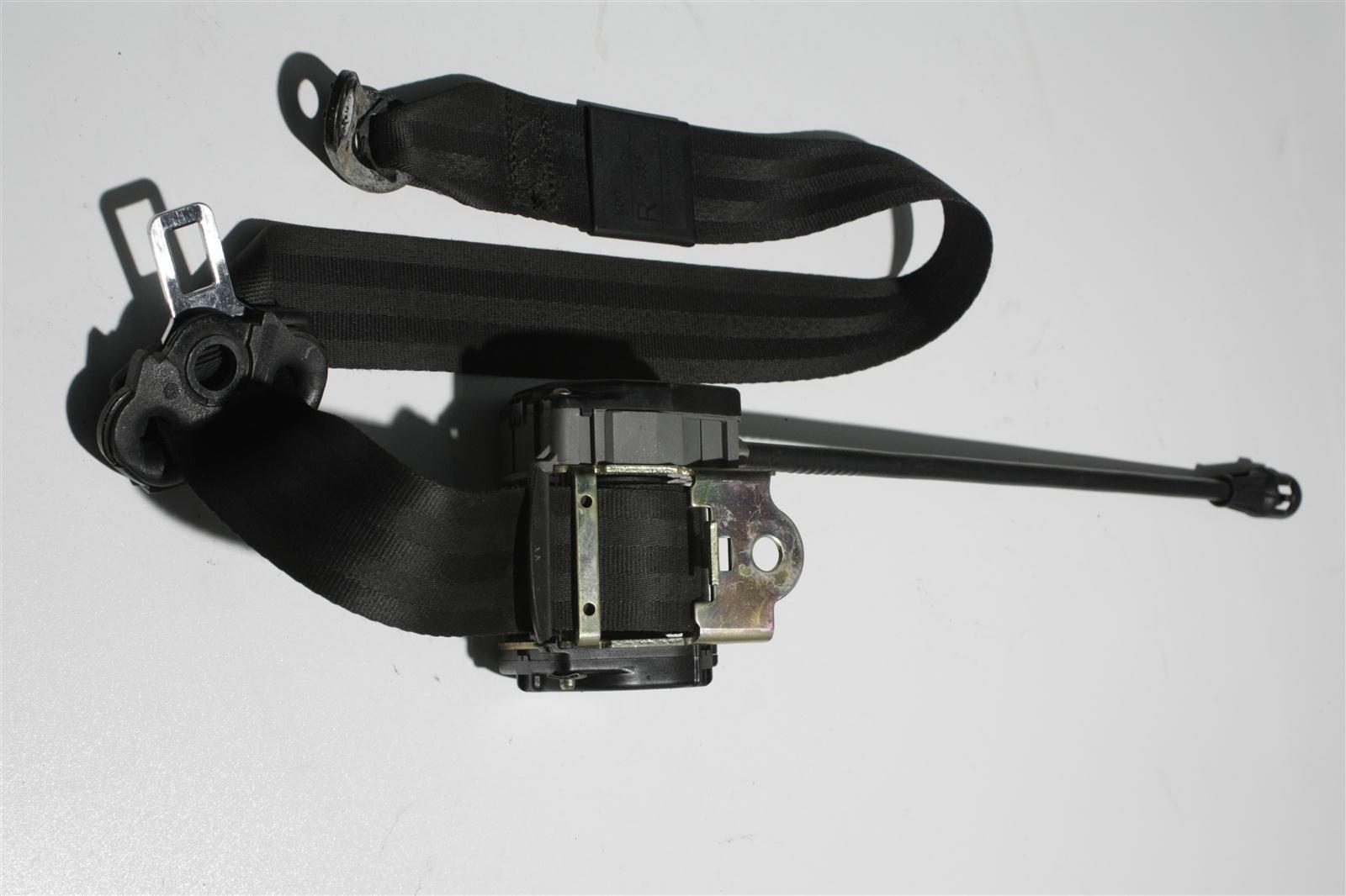 Audi 100 C4 Sicherheitsgurt + ProConTen Vorne Rechts schwarz 4A0857706P 4A0857706M