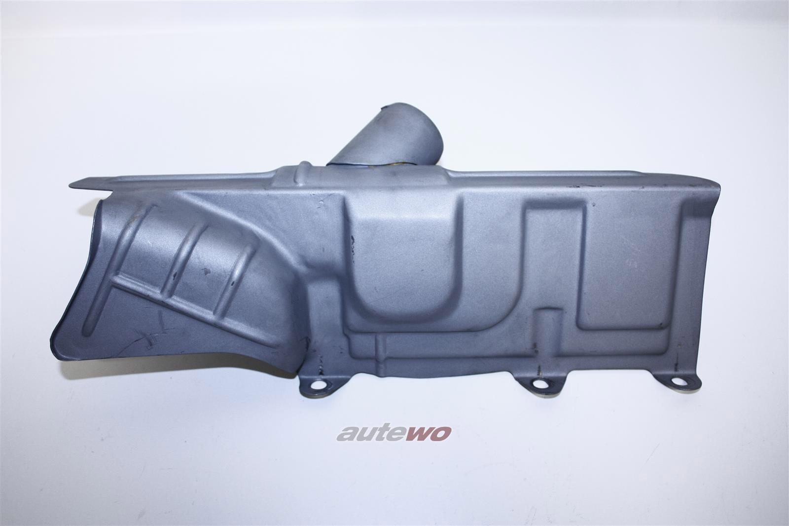 054129595B NEU Audi 80 B4/90 81/85/89/100 C4 Warmluftfangblech Abgaskrümmer
