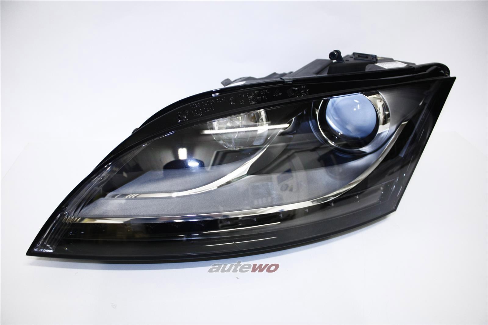 8J0941029AN NEU&ORIGINAL Audi TT/TTS/TTRS 8J Bi-Xenon-Scheinwerfer RHD Links
