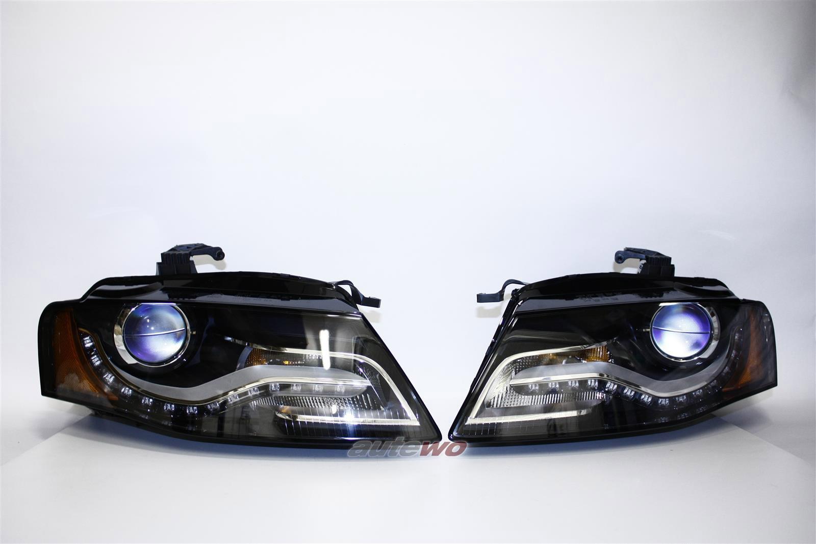 8K0941029E/AL & 8K0941030E/AL NEU Audi A4 8K BiXenon-Scheinwerfer-Set US-Modell
