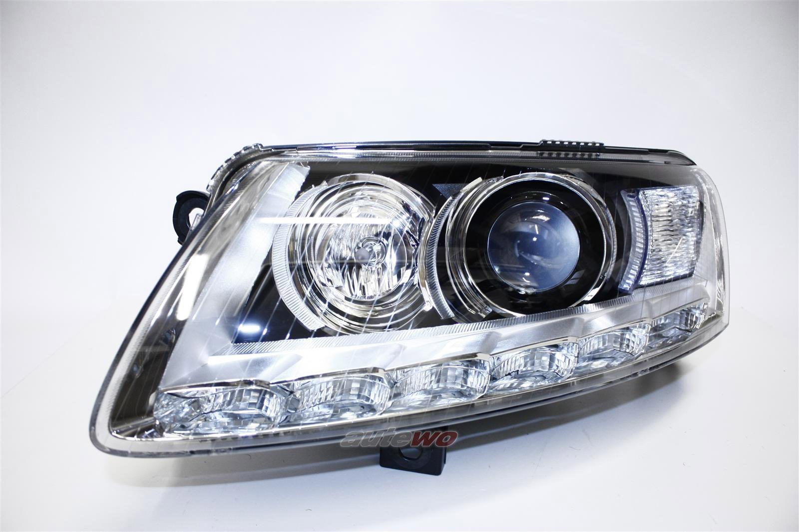 4F0941029DH/ES  NEU Audi A6/Allroad 4F Bi-Xenon-Scheinwerfer LED-Tagfahrlicht