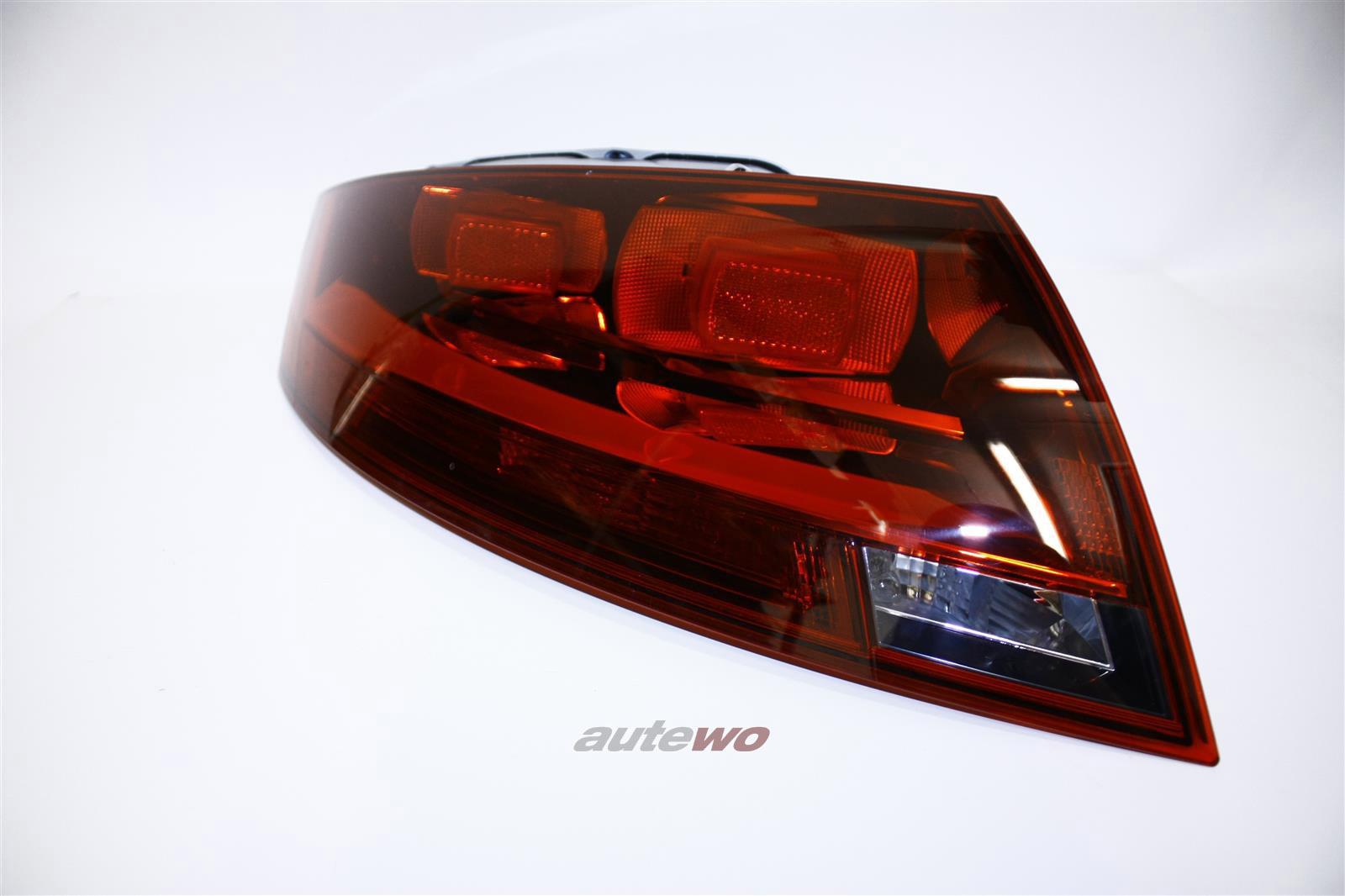 8J0945095J/E NEU Audi TT 8J Rückleuchte US-Ausführung Links