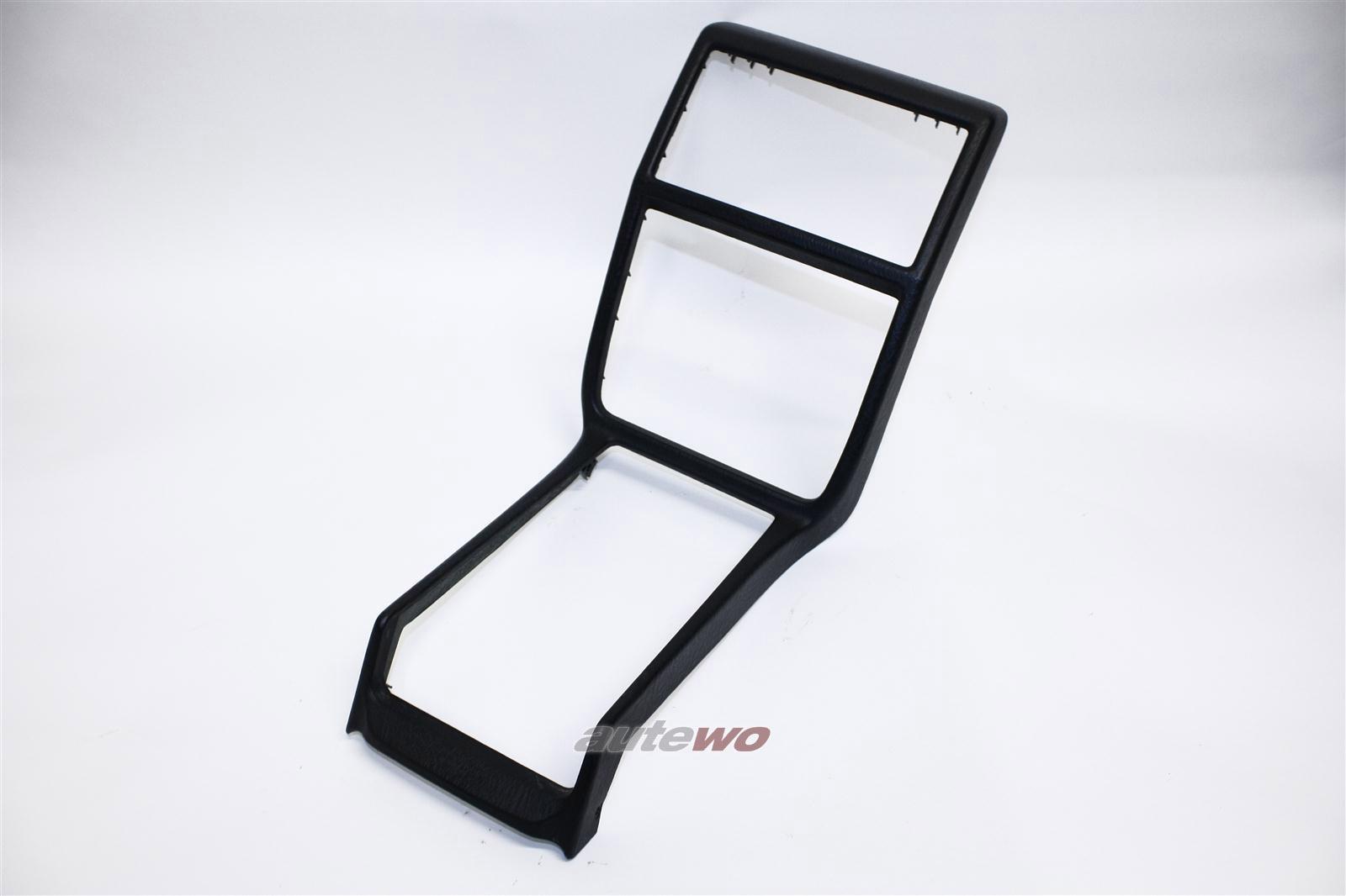 Audi 100/200 Typ 44 Rahmen Mittelkonsole Vorne Schwarz 443863263C/444863263C