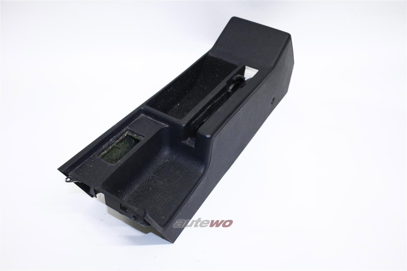 Audi 100/200 Typ 44 Quattro Mittelkonsole Hinten Schwarz 443863201C
