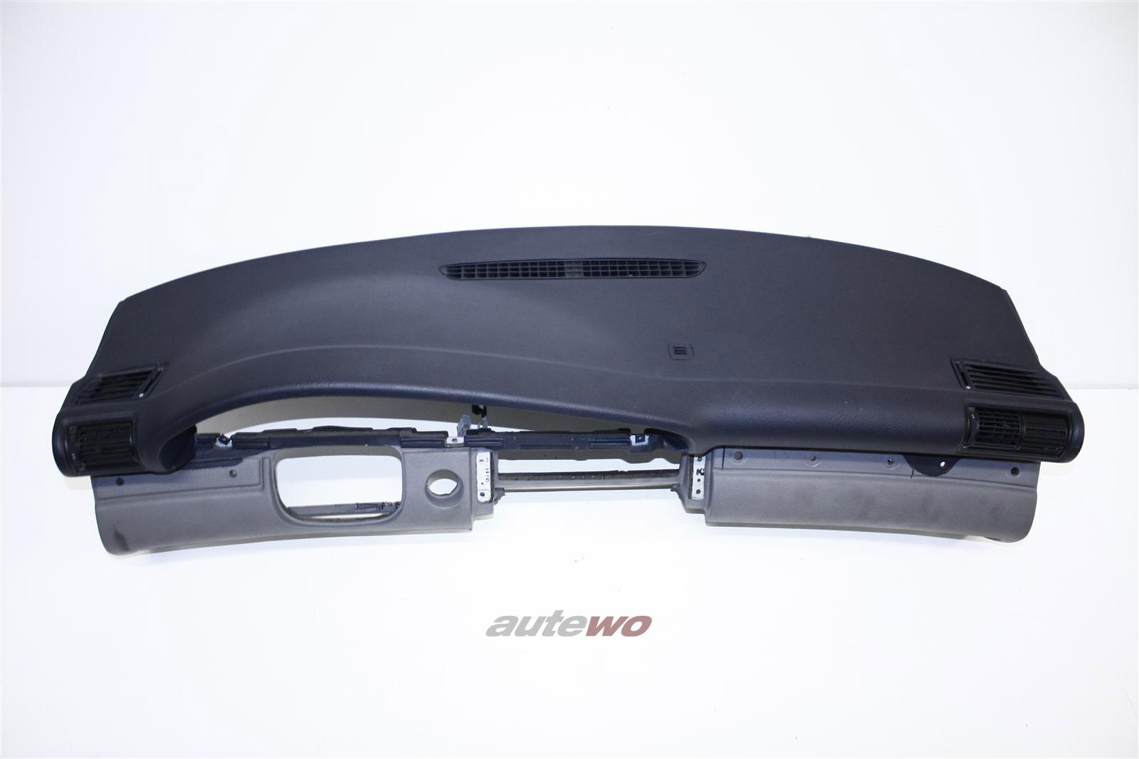 Audi 100/A6 C4 Armaturenbrett für Fzg. Mit Beifahrerairbag & Klima anthrazit/platin 4A1857041AL