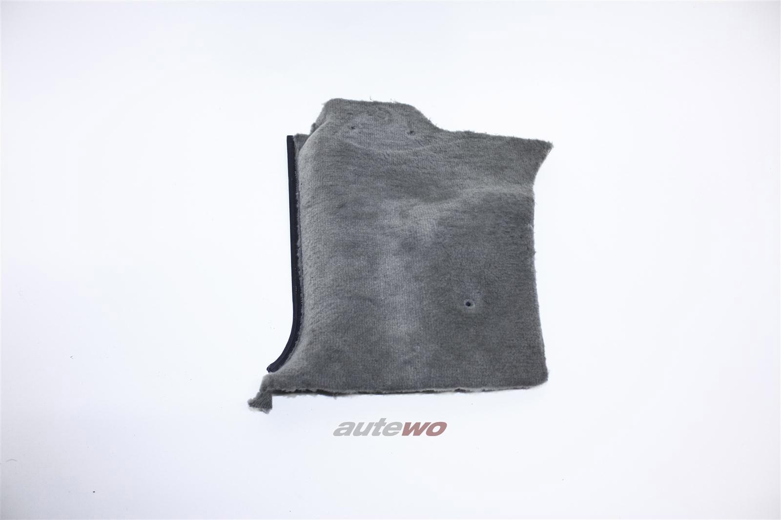Audi 100/200 Typ 44 Verkleidung A-Säule Links Quarz 443867265J