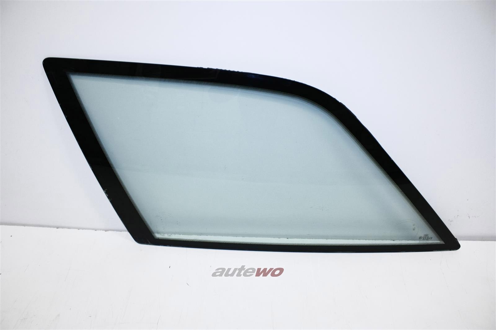 Audi 100/A6 C4 Avant Seitenscheibe Hinten Links Grünglas 4A9845301A