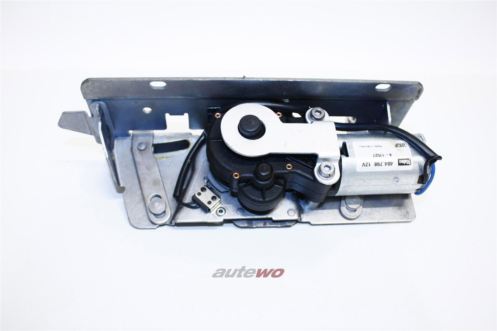 NEU! Audi A4/S4/RS4 Cabrio Verschluss Verdeckdeckel Entriegelung 8H0825399