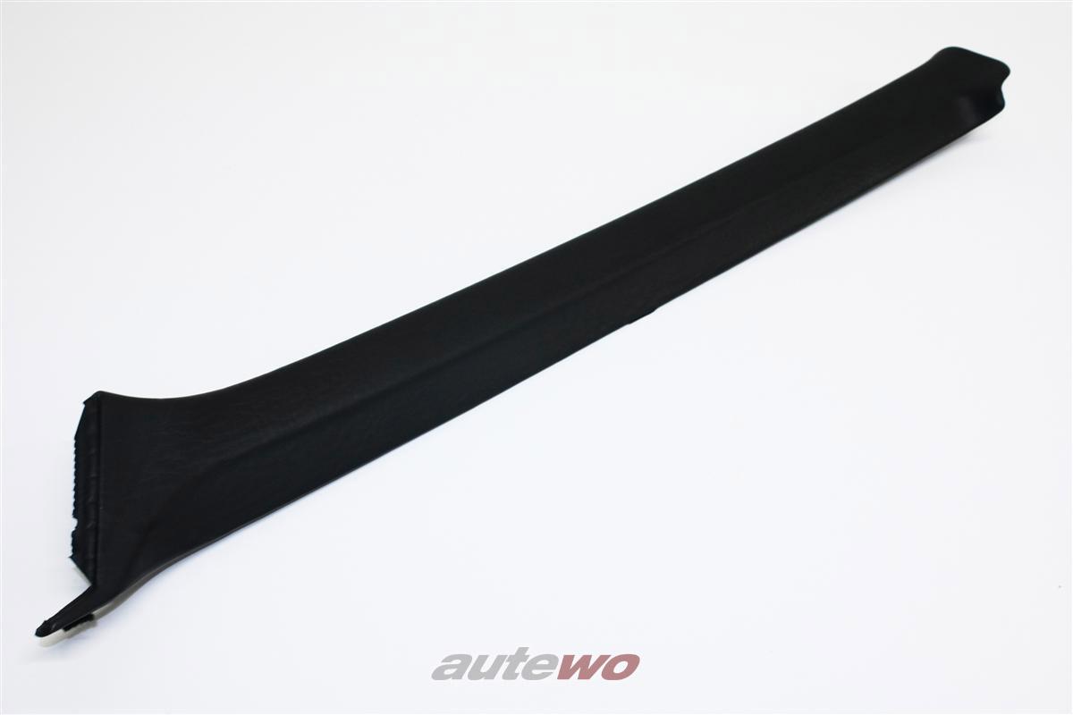 Audi 100/200 Typ 44 Verkleidung A-Säule Oben Links schwarz 443867231C