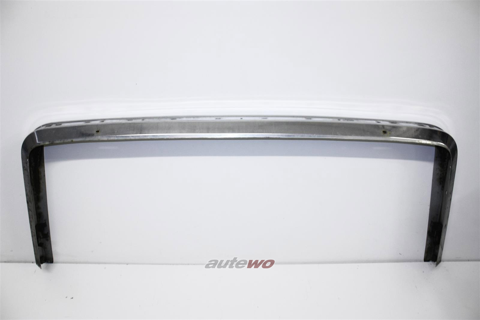 Audi 100 Typ 43 Limousine Stoßstange Hinten Chrom 431807303