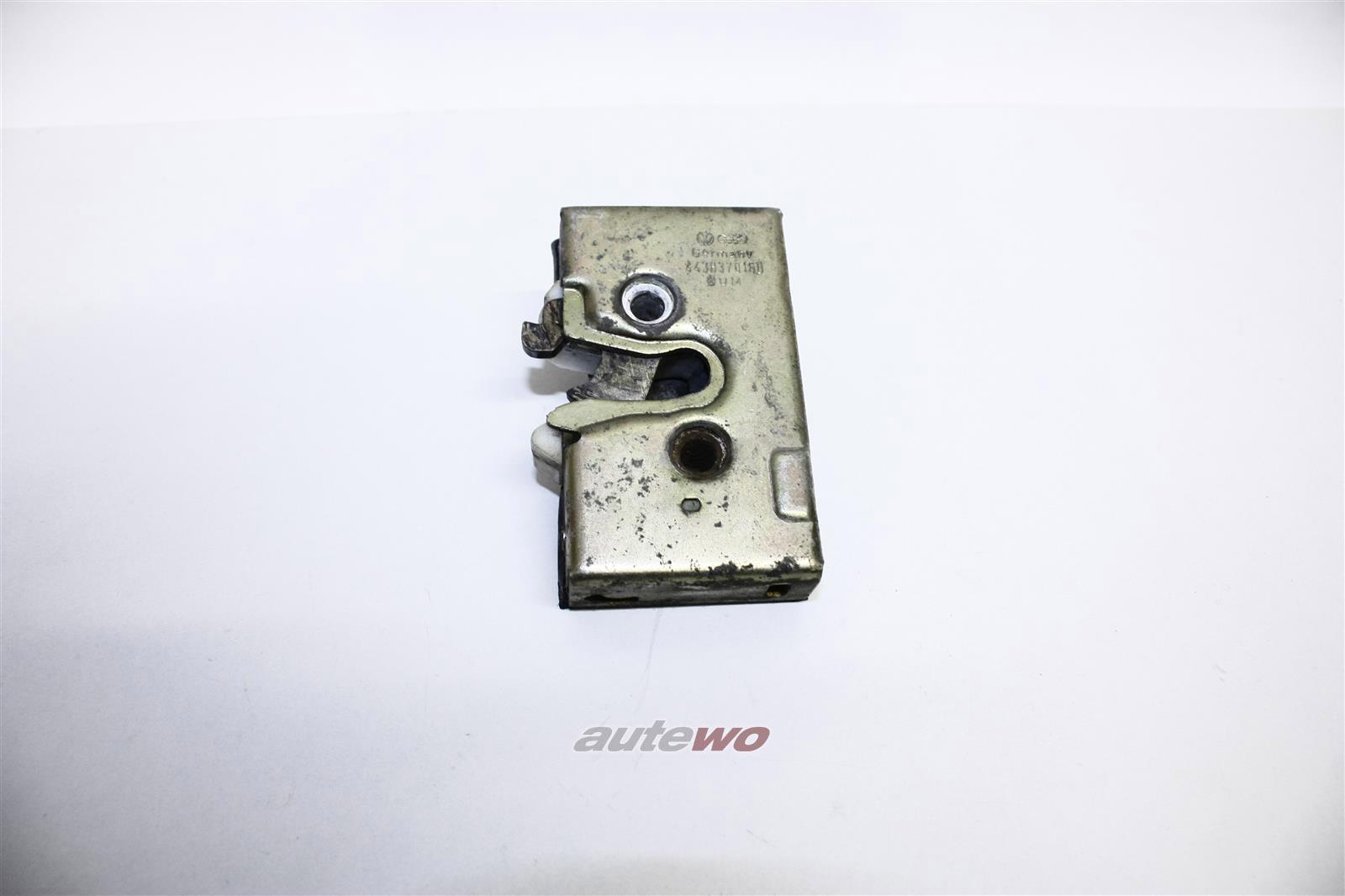 Audi 100/200 Typ 44 Türschloss Vorne Rechts 443837016P 443837016D