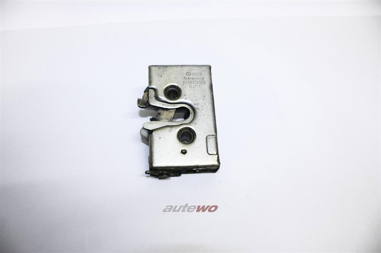 Audi 100/200 Typ 44 Türschloss Hinten Rechts 443839016E 443839016A