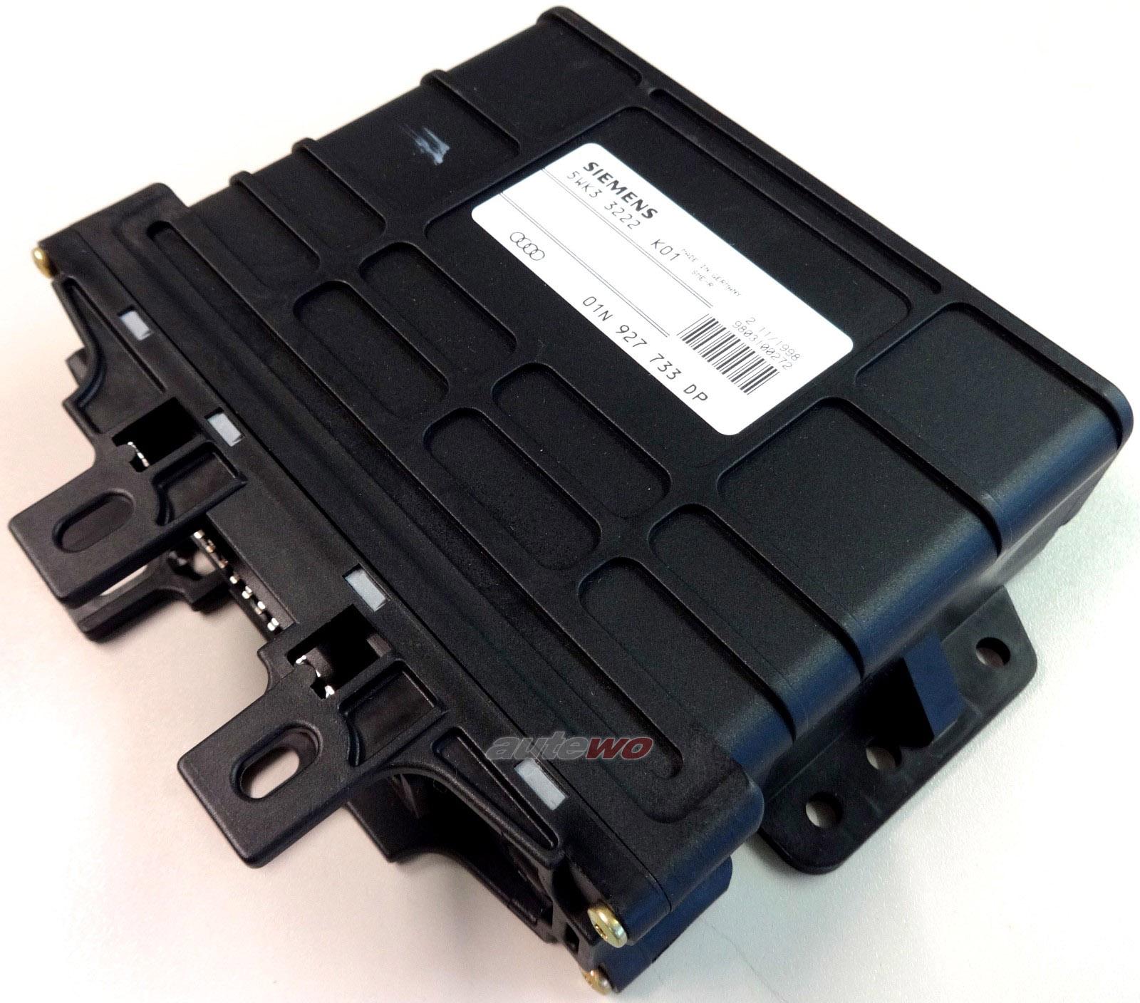 #01N927733EJ/DG 01N927733DP 5WK33222 Audi A4 B5 1.9l TDI Getriebesteuerung
