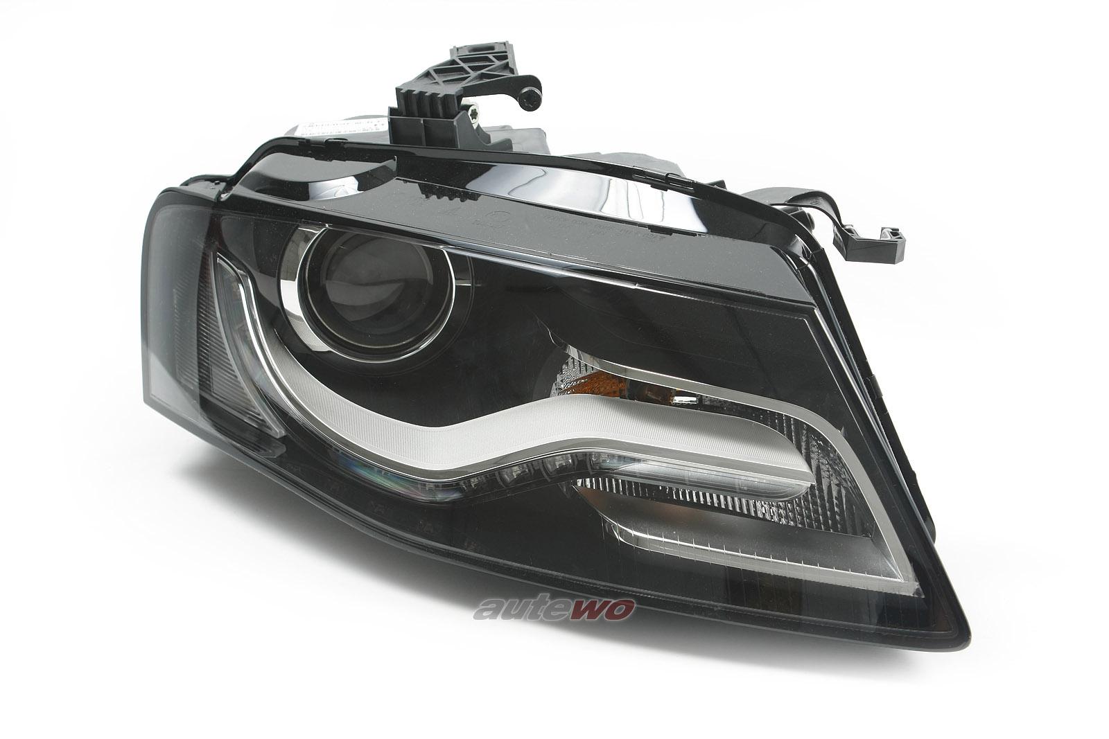 8K0941030AN/H NEU Audi A4/Allroad 8K Bixenon-Scheinwerfer RHD Rechts
