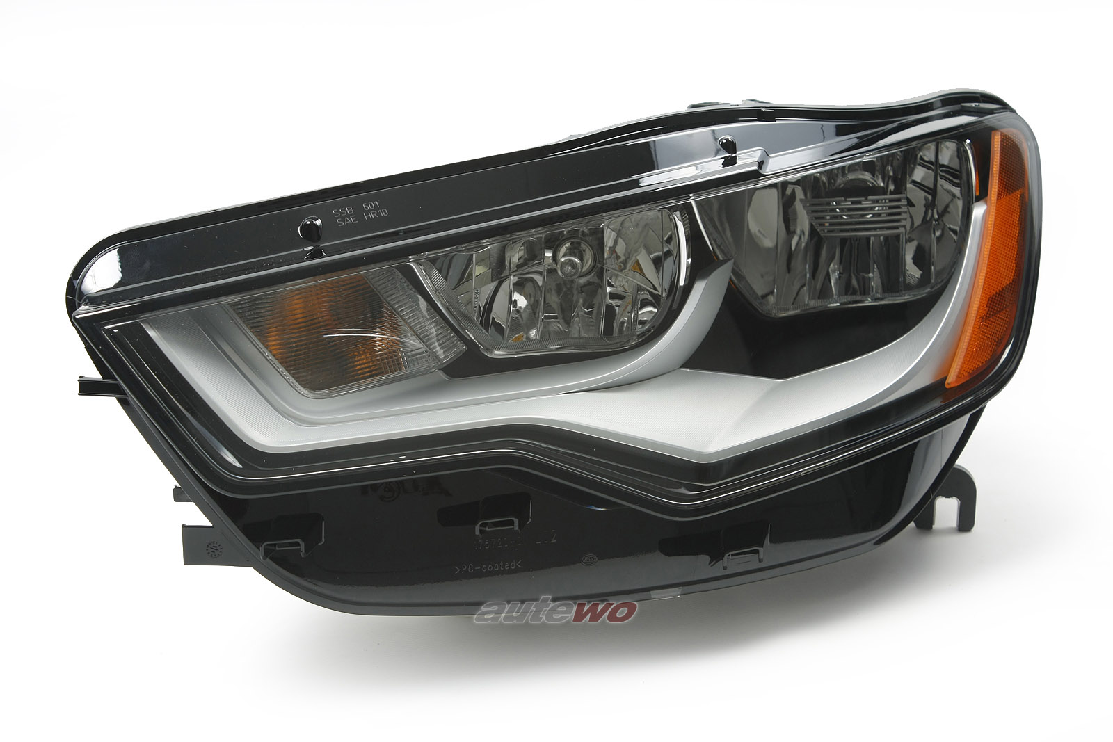 4G0941003B NEU Audi A6 4G Halogenscheinwerfer US-Ausführung Links