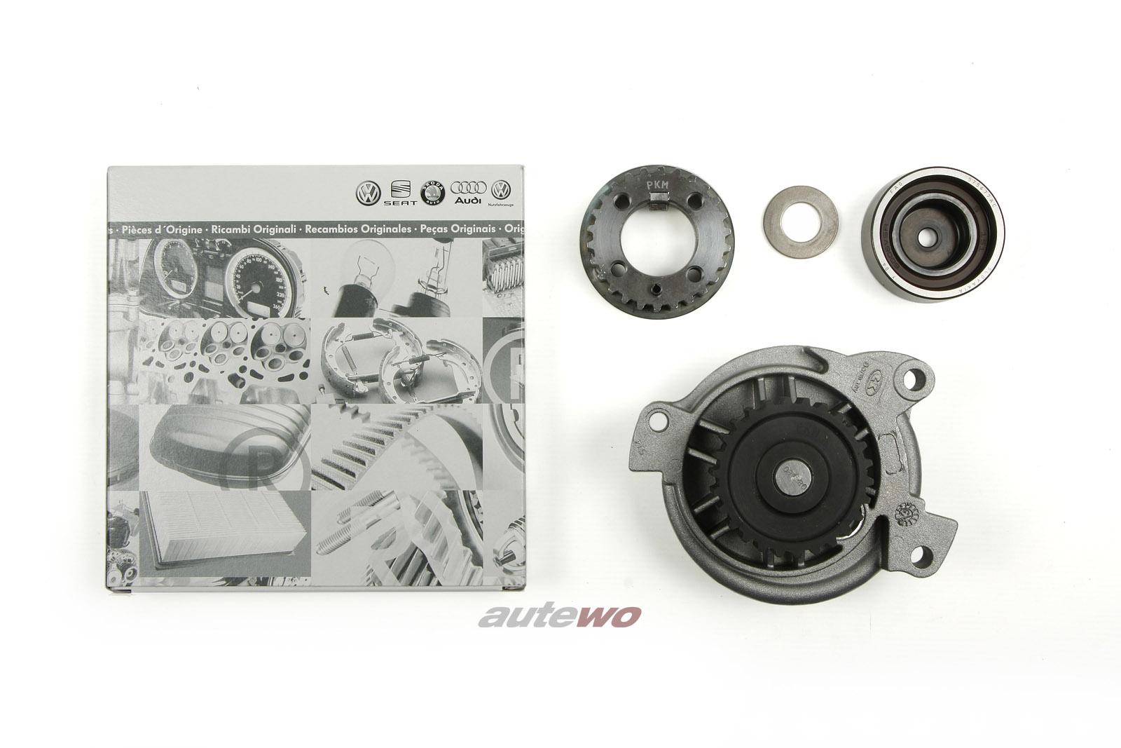 Audi RS2 P1 2.2l Zahnriemen-Kit Umlenkrolle Wasserpumpe verstärkt PKM
