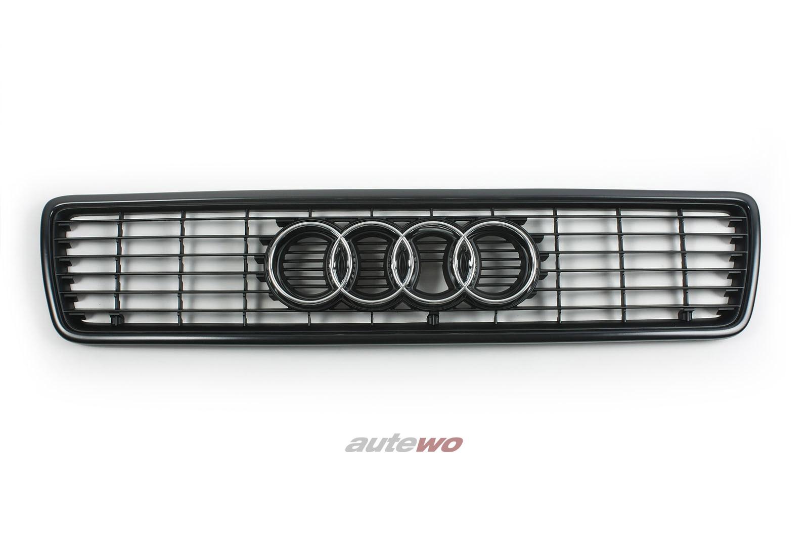 8G0853651J NEU Audi 80 B4/S2/Coupe/Cabrio 89 Kühlergrill schwarz