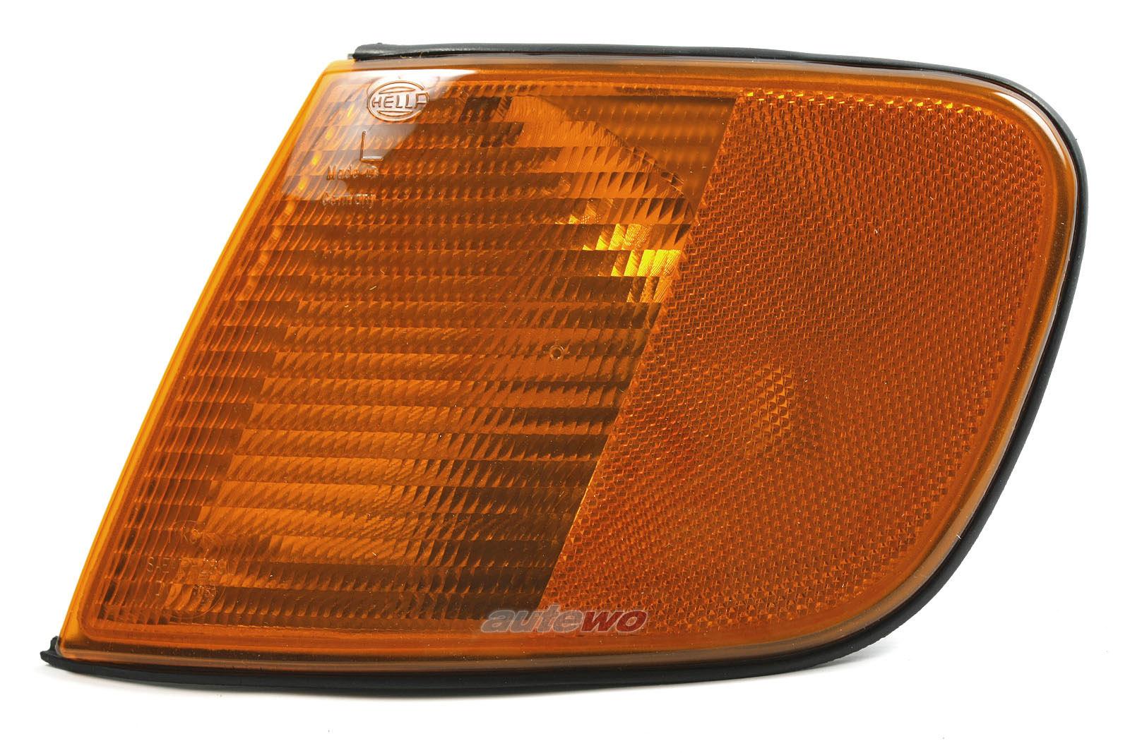 4A0953049C NEU Audi 100 C4 US-Blinker mit Sidemarker Vorne Links orange