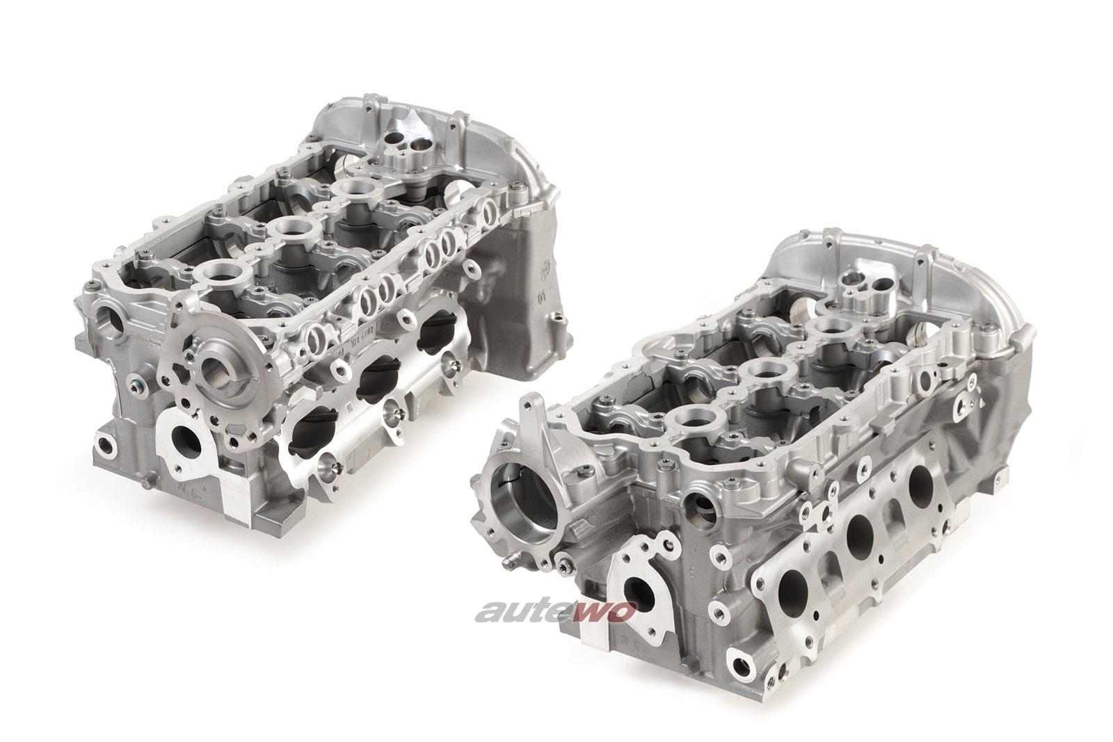 06E103353BP/06E103354BP NEU Audi A6 4F/S4 8K/S5 8T 3.0l Zylinderköpfe
