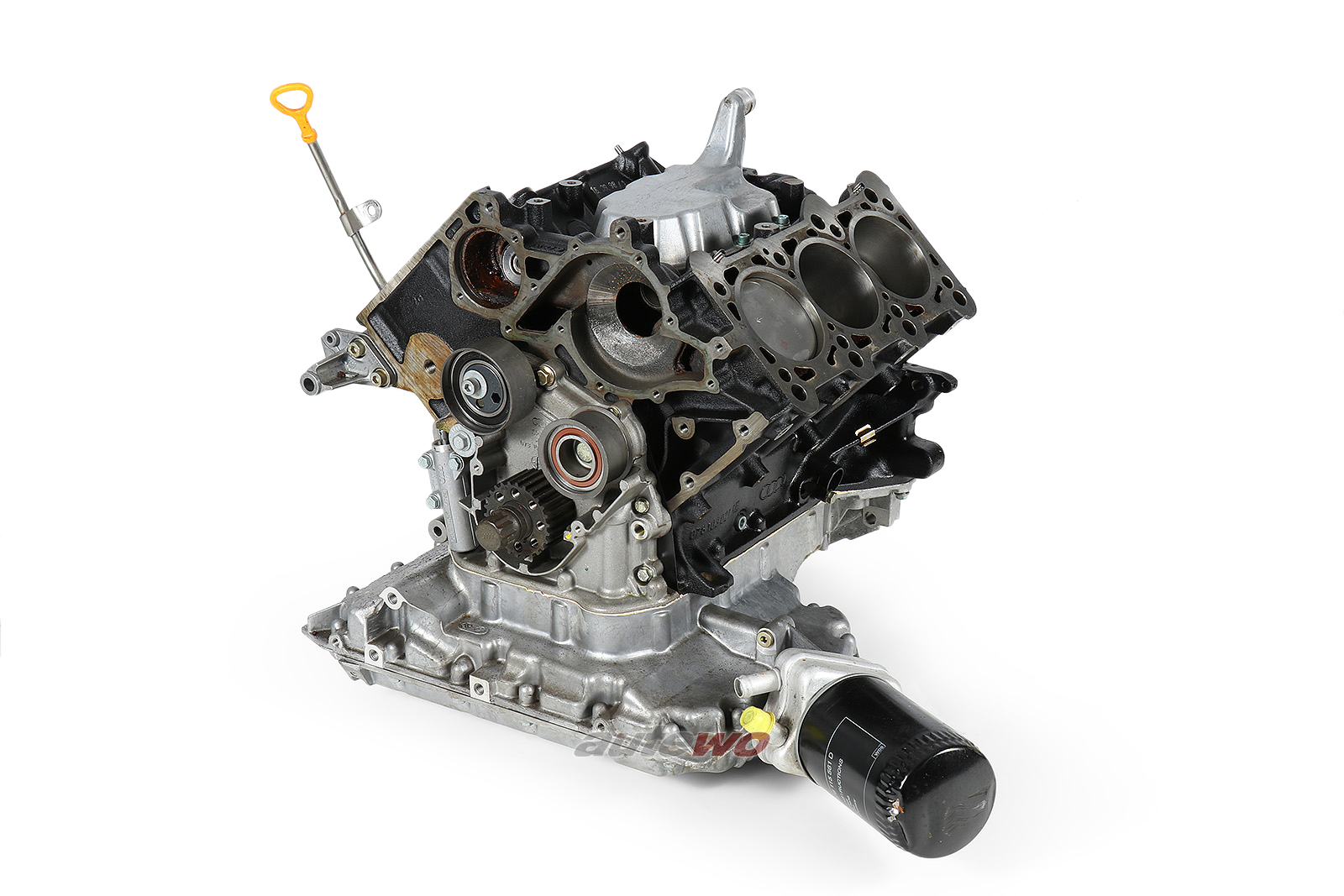 078103101BB NEU Audi A4 B5/A6 4B/A8 D2 2.8l V6 ALG Motor ACK/ALG/AGE/APR/AQD/ATX