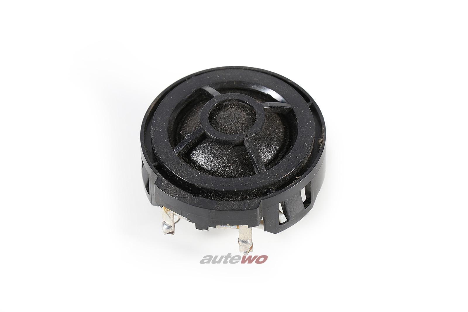 8E0035399A Audi A4/S4/RS4 8E/B6/B7/A8/S8 D3/4E Hochtonlautsprecher Bose Hinten