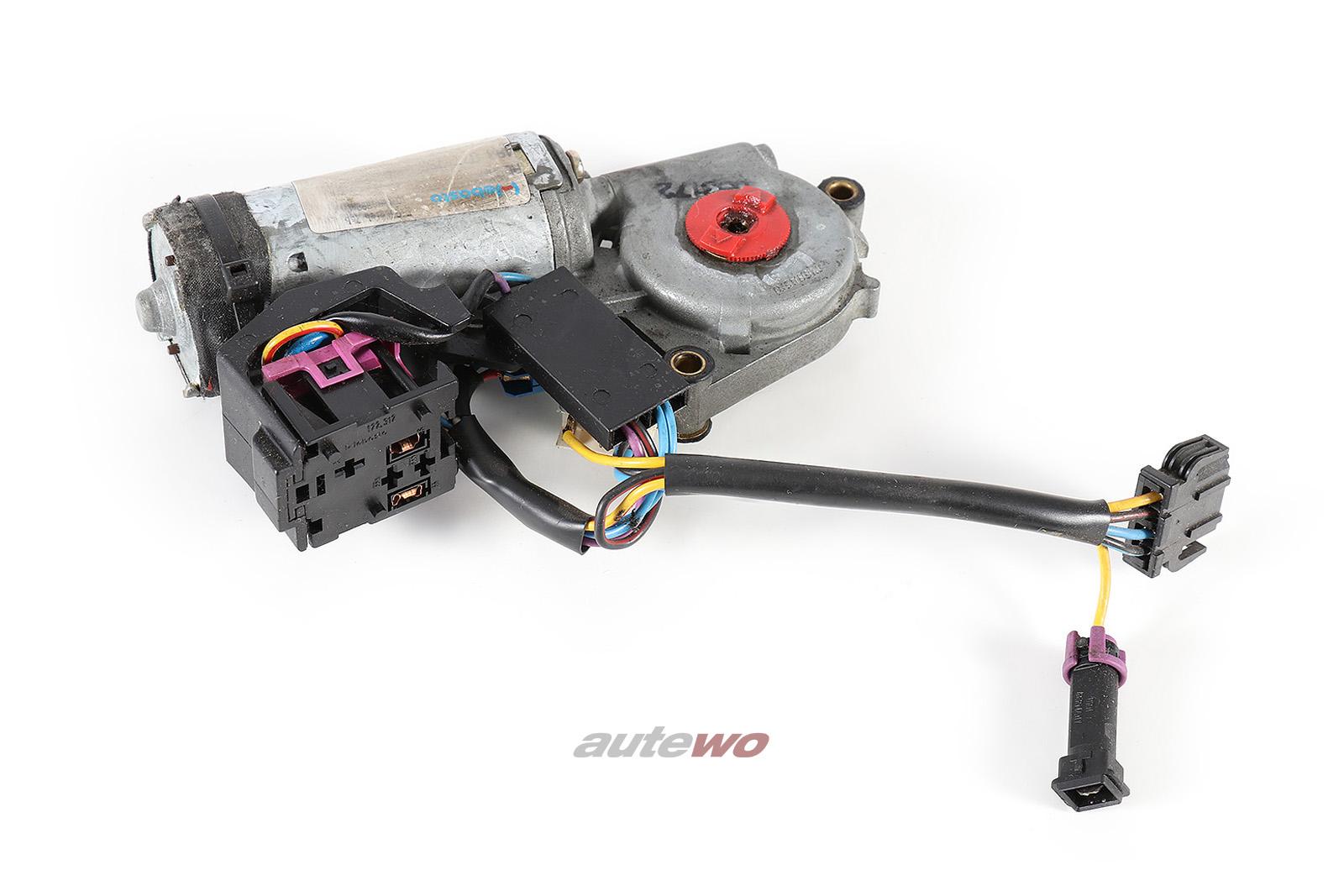 4A0877795 Audi 100/S4 C4 Schiebedachmotor für Fahrzeuge mit Stahlschiebedach