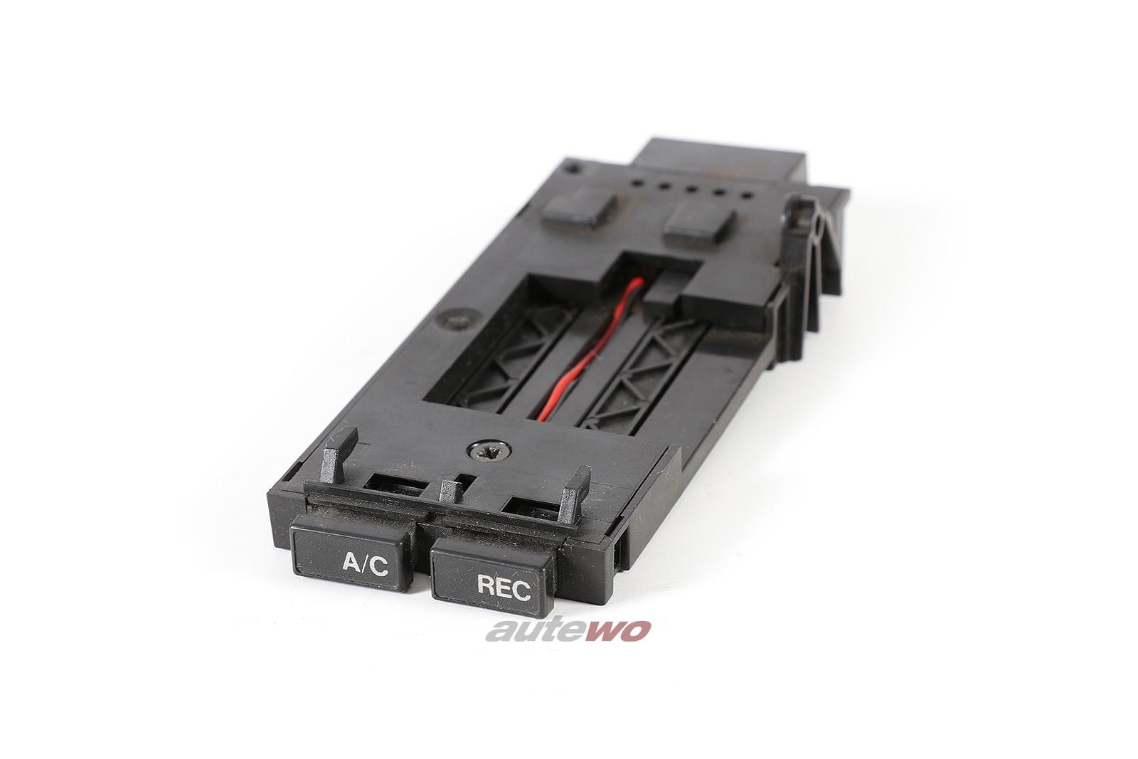 893959621 Audi 80/90/Coupe/Cabrio Typ 89/B4/S2 Schalter manuelle Klima
