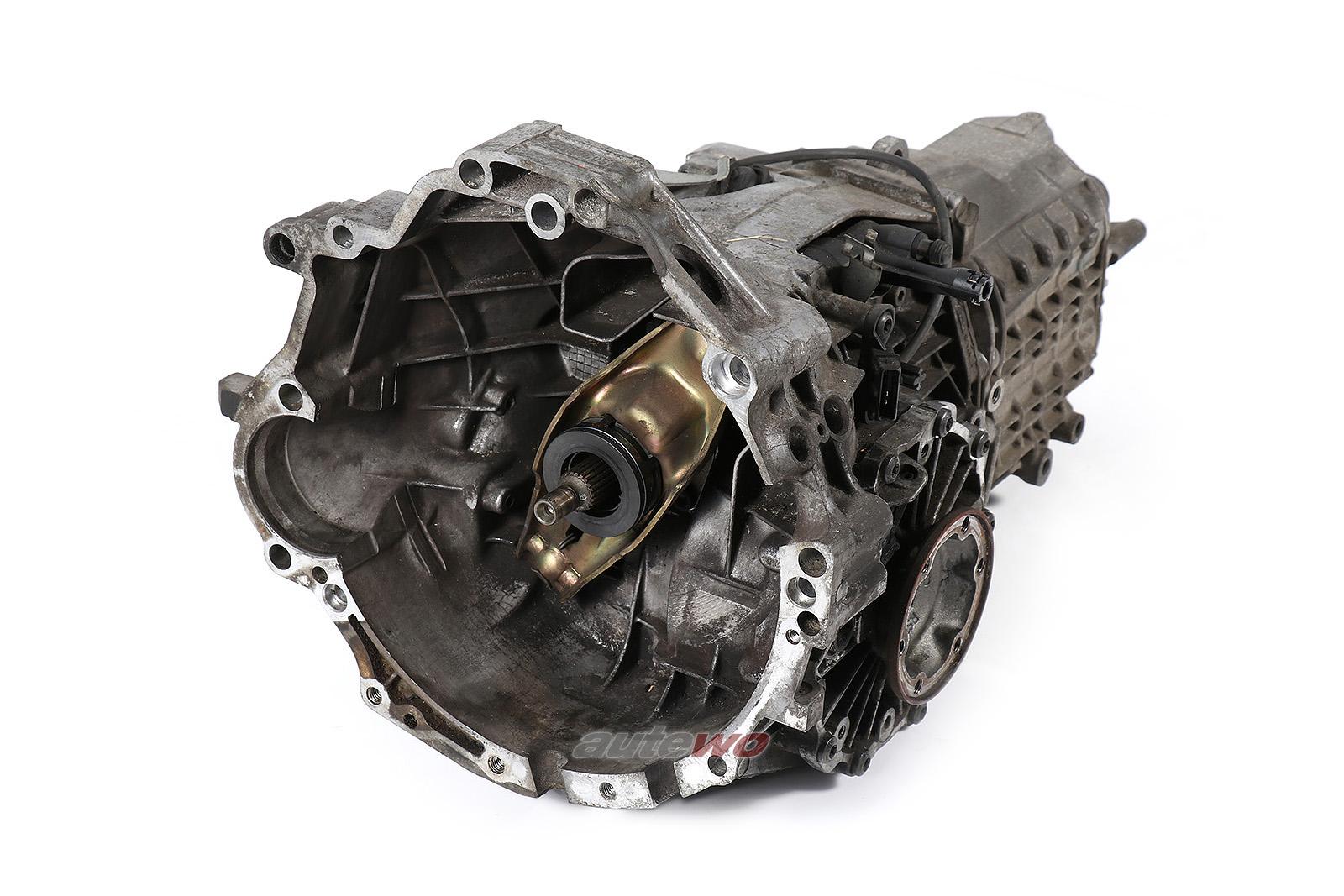 012300058AX Audi/VW A4 B5/A6 4B/Passat 1.8T Schaltgetriebe 5-Gang EHV 04060