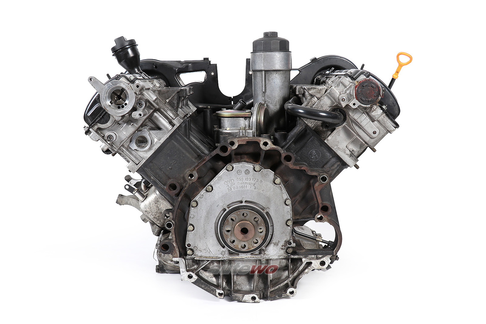 059100098BX Audi/VW A4 8E/Passat 2.5l TDI 6 Zylinder BAU 39529 Rumpfmotor