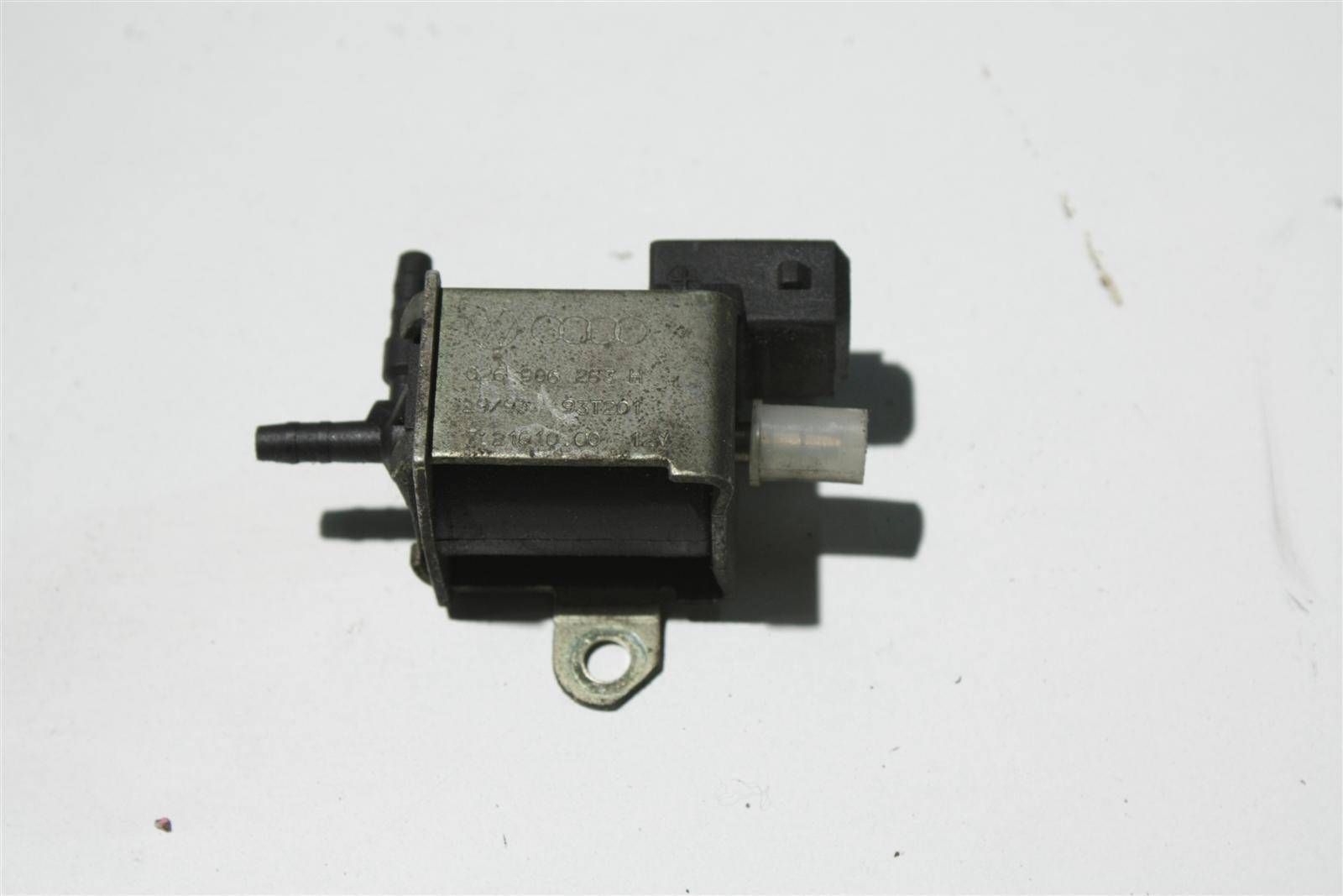 Audi 80/100/A3/A4/A6/A8 Magnetumschaltventil 026906283H