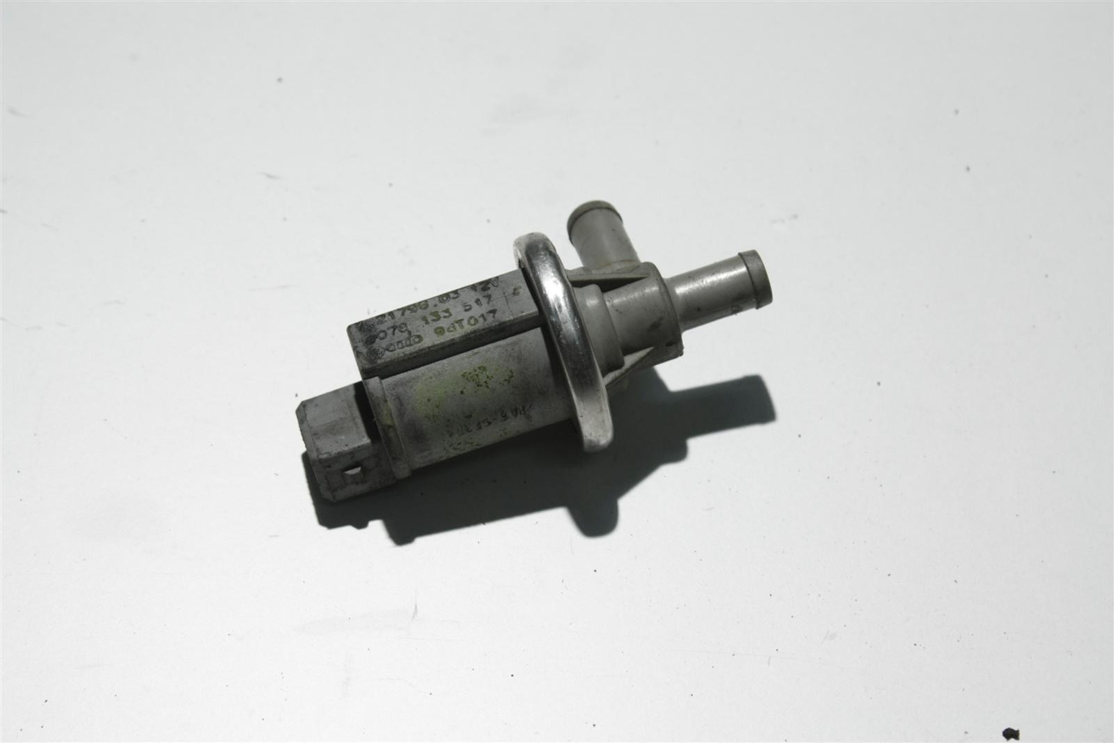 Audi 80/100/A4/A6 diverse 6 Zylinder Ventil 078133517F 078133517
