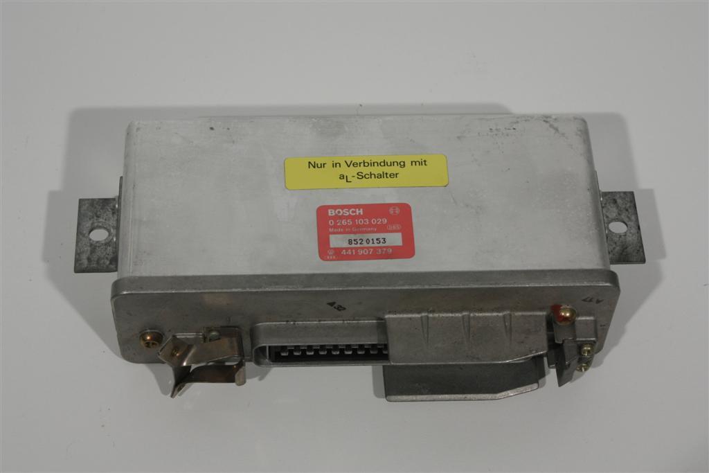 Audi 100 C4/V8 D11 ABS-Steuergerät 441907379