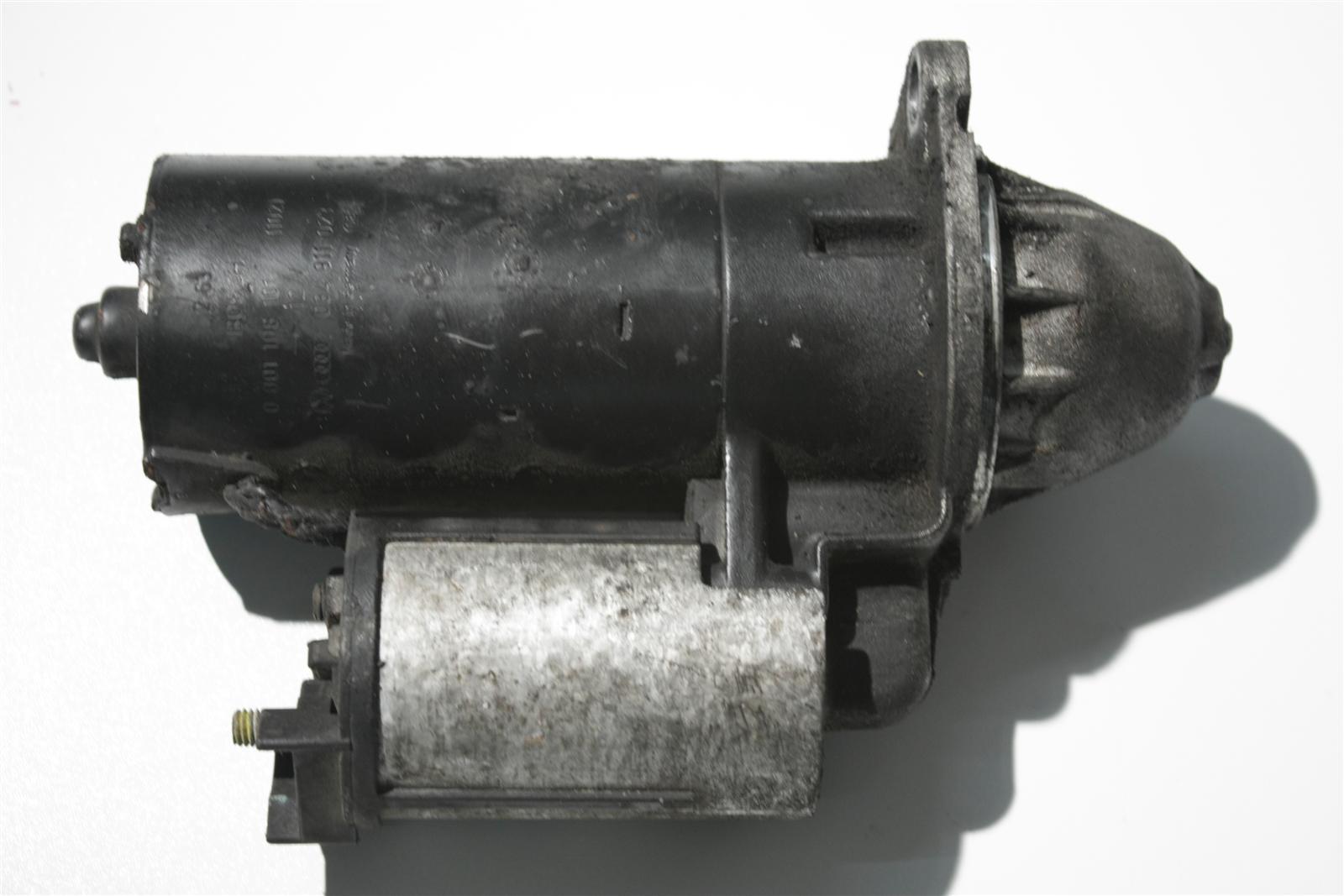 Audi 80/90 Typ 89/B4/100/200 Typ 44/C4 Anlasser 5 Zylinder 034911023