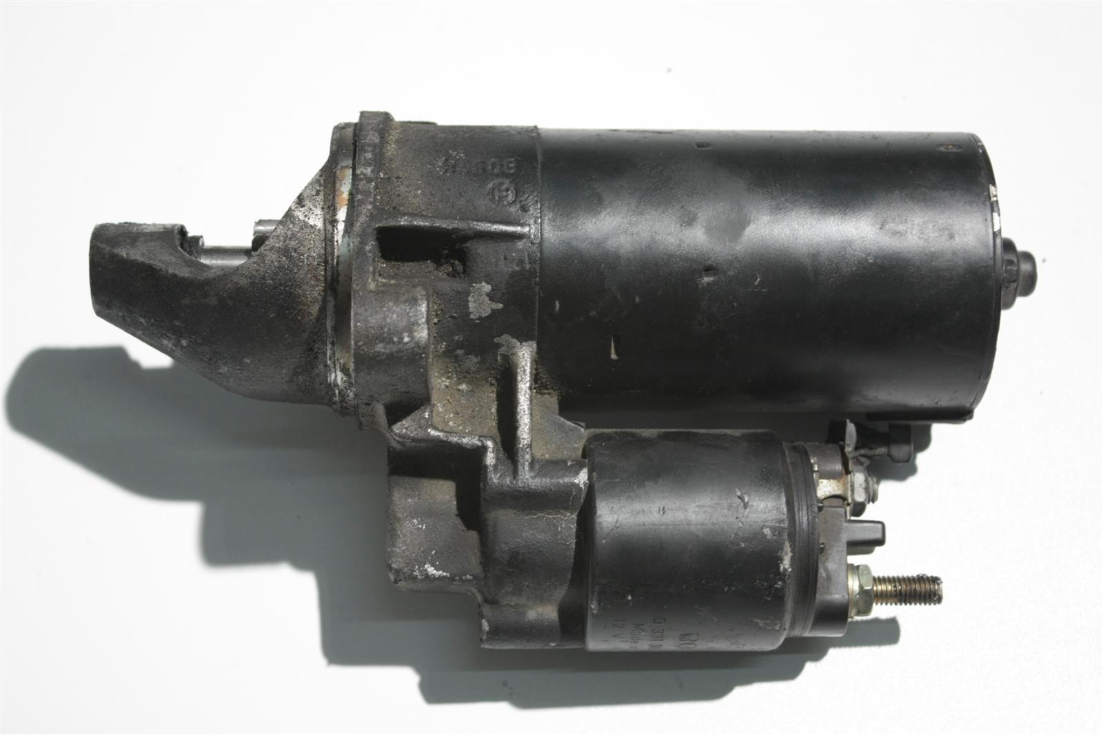 Audi 80 B4/100/A6 C4/A4 B5 Anlasser 6 Zylinder 078911023
