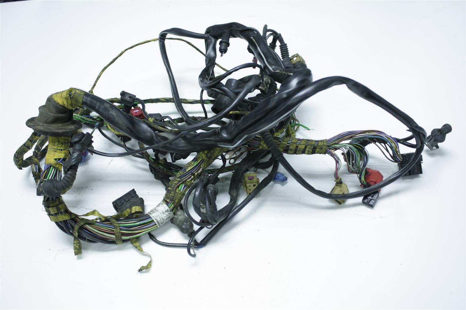 Audi 100 C4 2.8l 174PS AAH Motorkabelbaum Schaltgetriebe 4A1971072AJ 4A1971072S