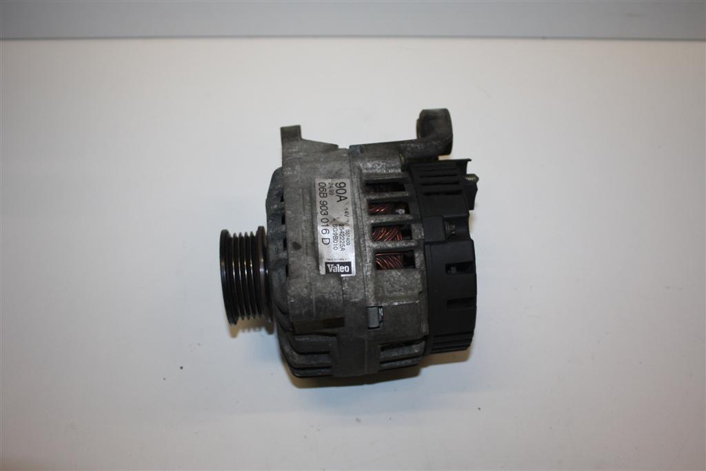 Audi A4 B5/A6 4B 1.6-1.8l 4 Zylinder Lichtmaschine 90A 038903018E 06B903016D