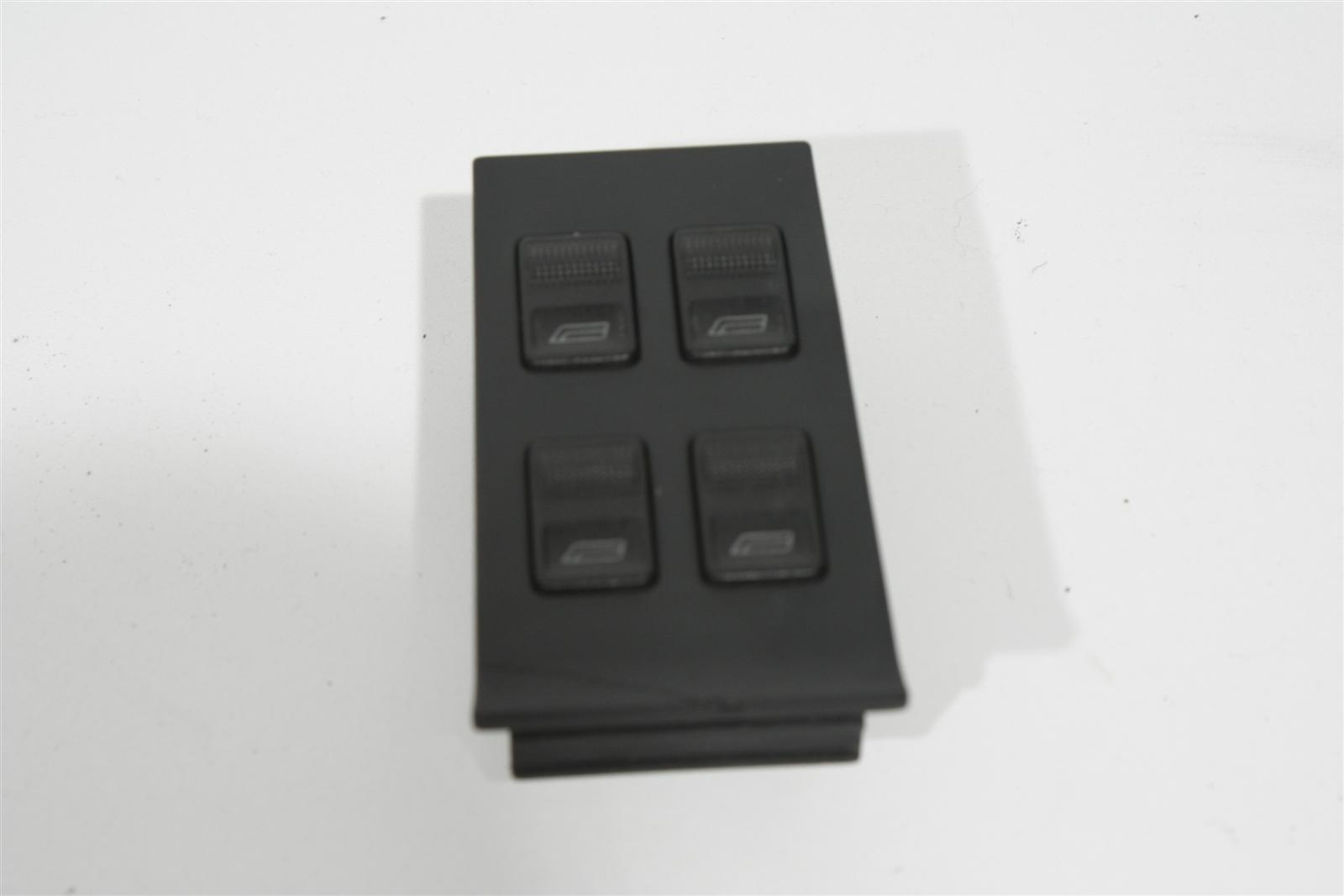 Audi 80 B4/Coupe Typ 89 4x e-FH-Schalter + Blende 893959855