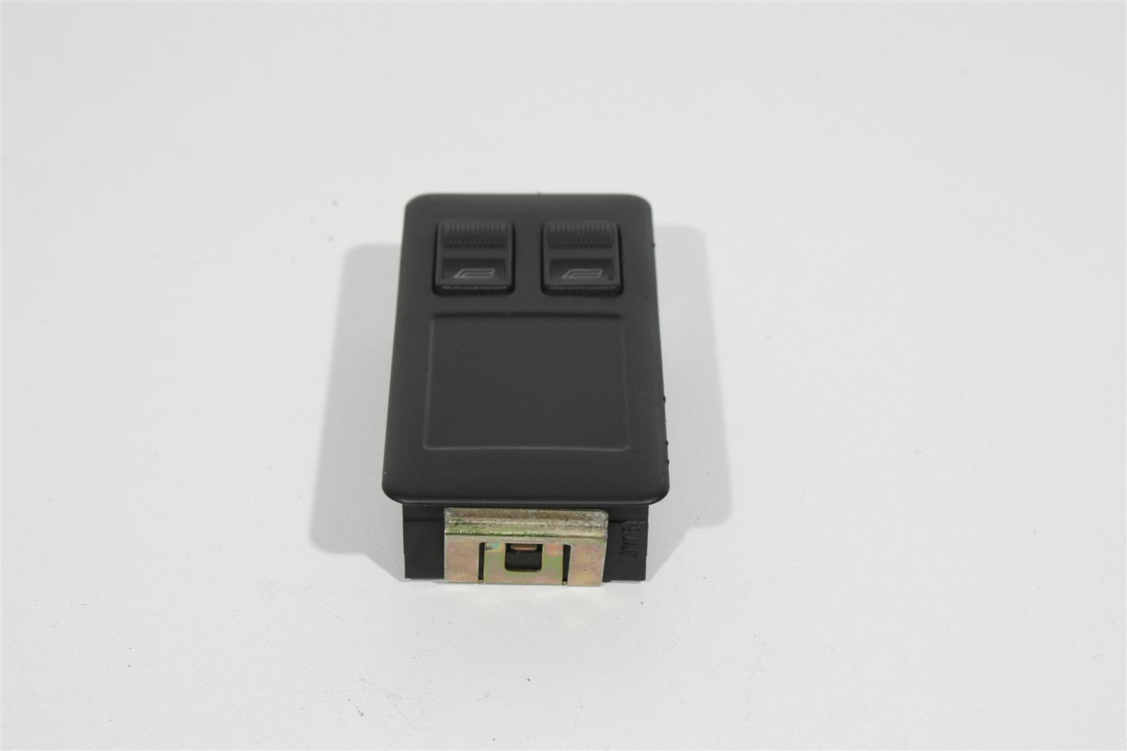 Audi 100/A6 C4 2x e-FH-Schalter + Blende 4A0959521A