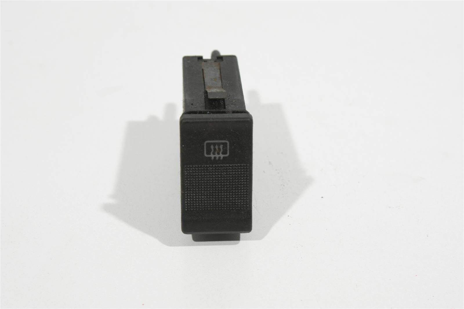 Audi 80/90/100/200/V8/A6 C4 Schalter Heckscheibenheizung 4A0941503A