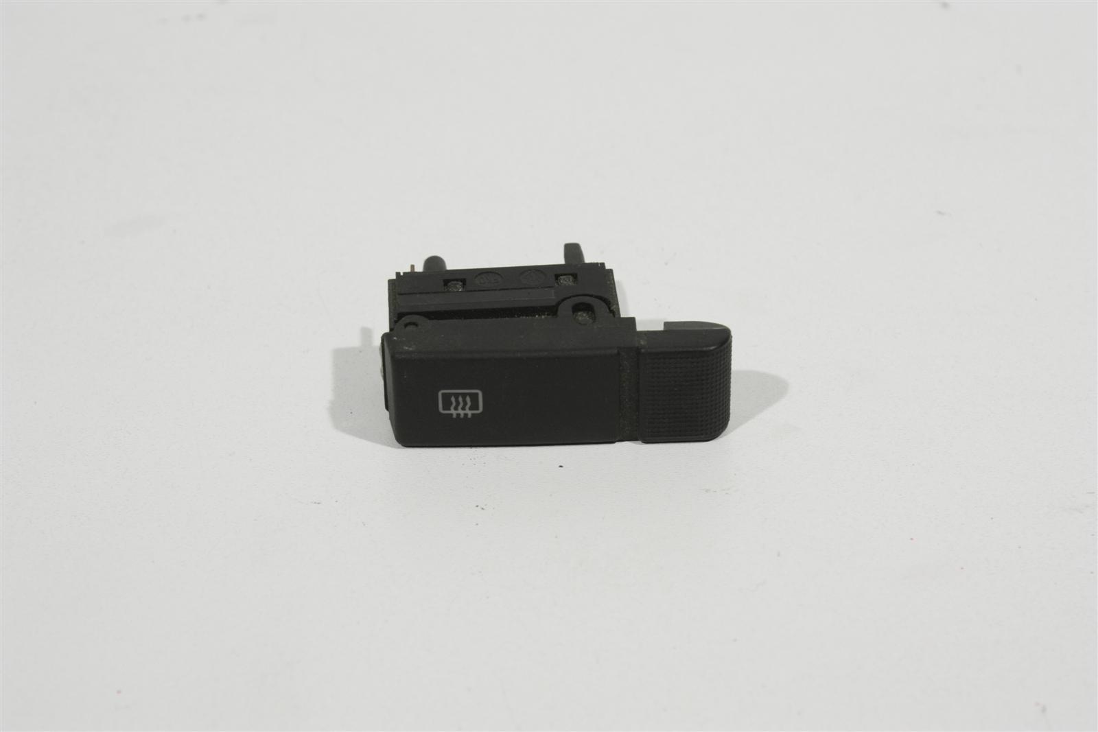 Audi 80/90 Typ 81/85 Schalter Heckscheibenheizung 857941503B