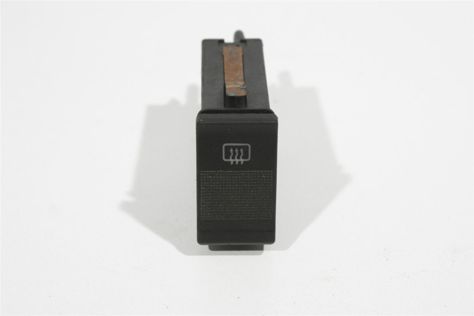 Audi 80 B4/100/A6 C4 Schalter Heckscheibenheizung + Zeitverzögerung 4A0941503G