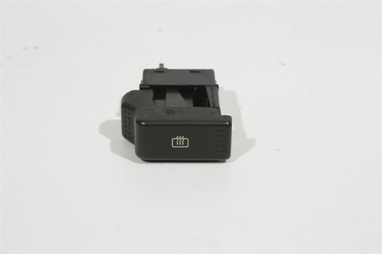 Audi 80/90 Typ 81/85 Schalter Heckscheibenheizung negro 855941503