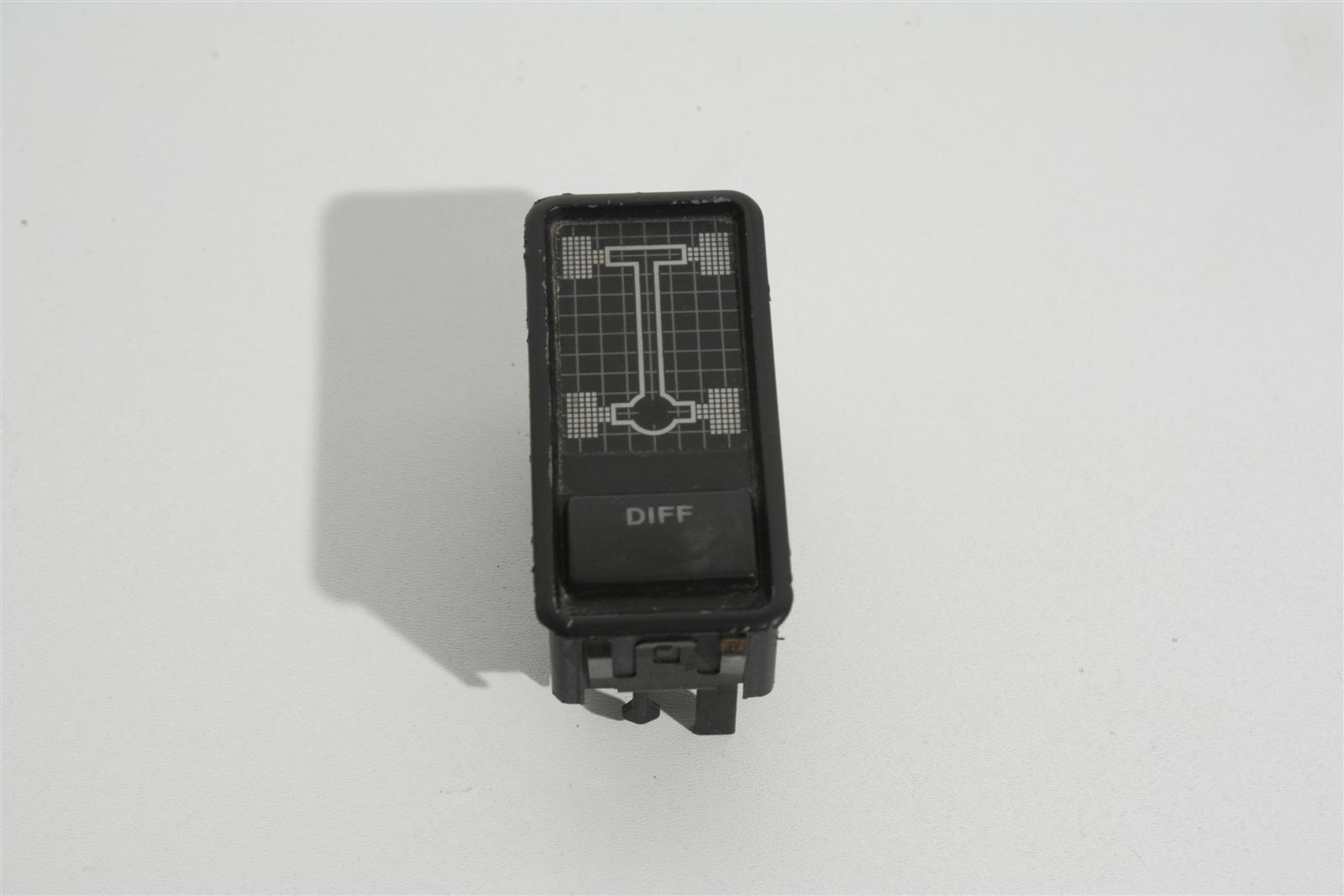 Audi 80 B4/RS2 Schalter Differentialsperre + Schema 443919167