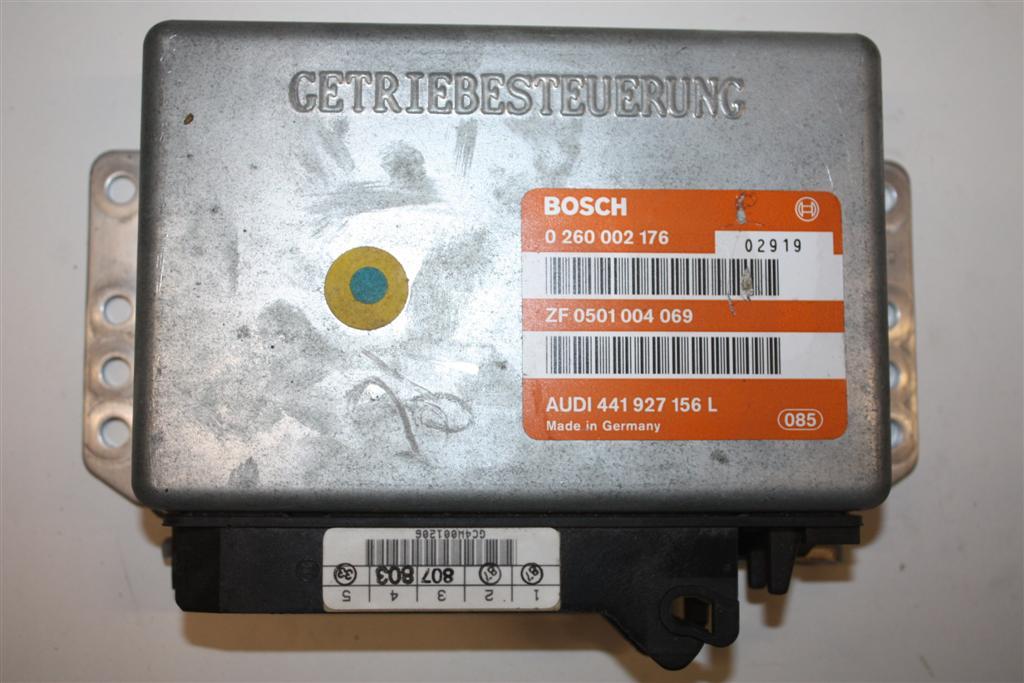 Audi V8 D11 3.6l 250PS PT Getriebesteuergerät 4-Gang AYU 441927156L