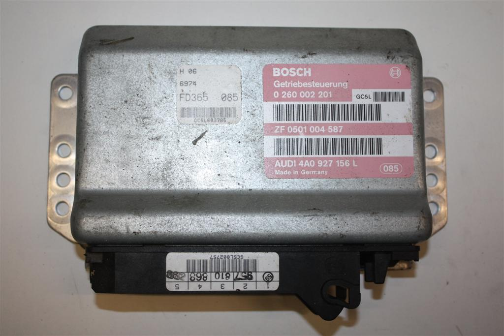 Audi S4/S6 C4 2.2l 230PS AAN Getriebesteuergerät 4-Gang 4A0927156L