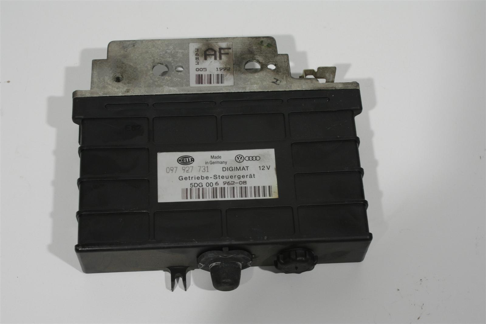Audi 80/90 Typ 89/B4 2.3l NG Steuergerät Automatikgetriebe 097927731AF