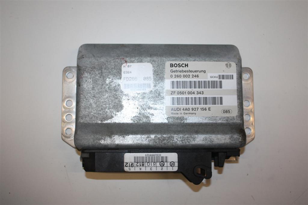 Audi 100/A6 C4 2.6l 150PS ABC Getriebesteuergerät 4-Gang 4A0927156E