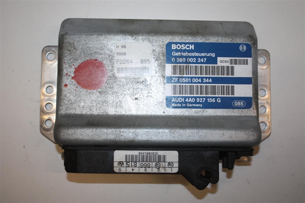 Audi 100/A6 C4 2.8l 174PS AAH Getriebesteuergerät 4-Gang 4A0927156G